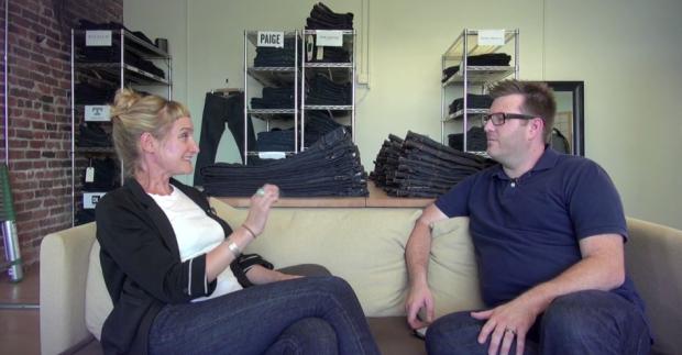 Stacey Kinkead interviewed by Jeff Dickey.