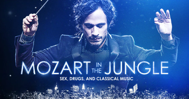 """Mozart in the Jungle"" is one of Amazon's award-winning shows."