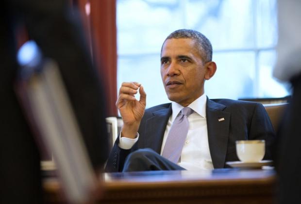 President Obama. (White House File Photo)