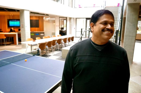 "S. ""Soma"" Somasegar, Microsoft Developer Division VP. (GeekWire File Photo)"
