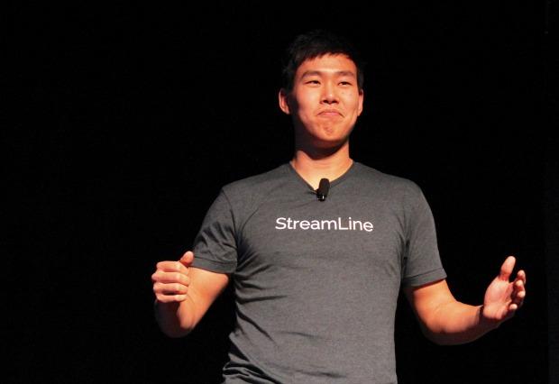 Streamline CEO Joe Lee.