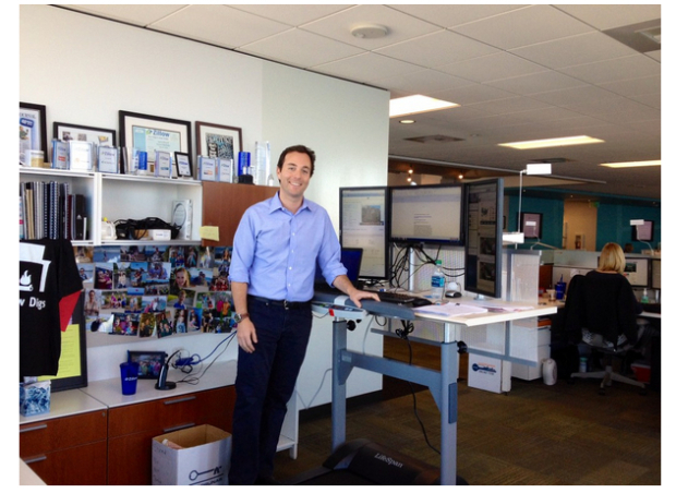 Zillow CEO Spencer Rascoff at the company's offices in Seattle.