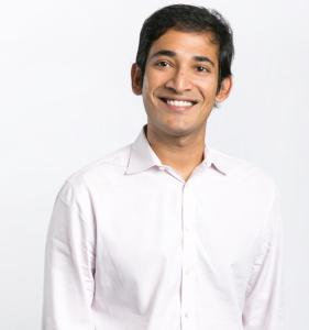 Aditya Agarwal, Dropbox vice president of engineering.