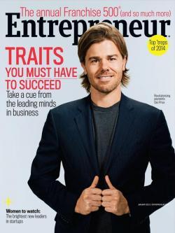 Dan Entrepreneur Cover