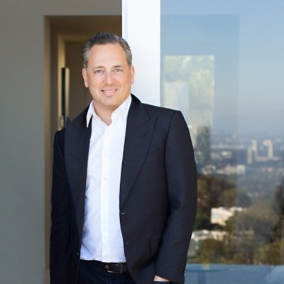 David Sacks took over as Zenefits CEO earlier this year. (Image via Twitter).