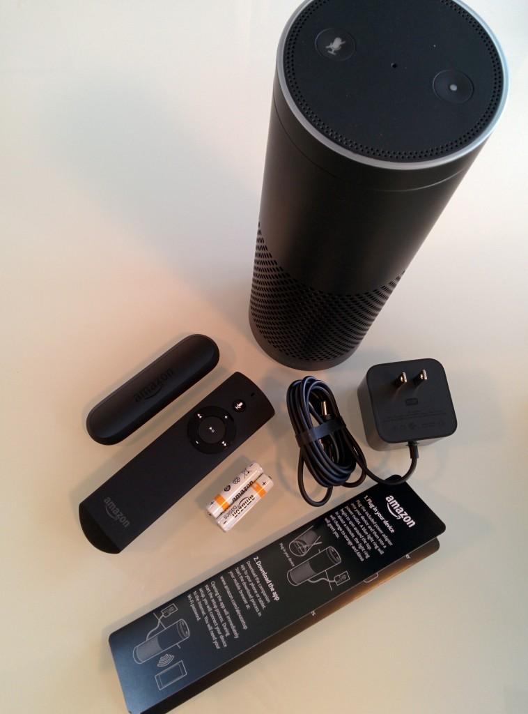 Echo's contents