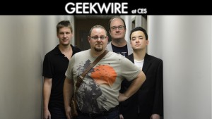 GeekWire at CES 2015