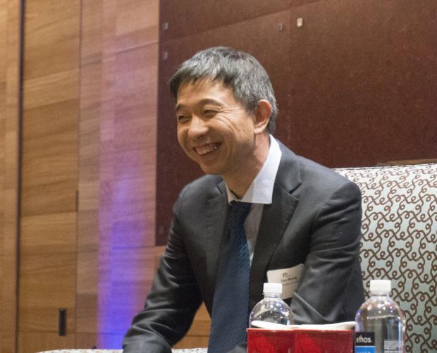 Alibaba CTO Jian Wang