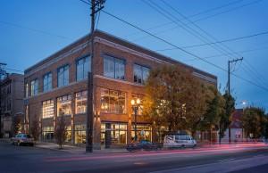 Evo's Portland store.