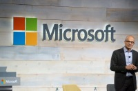 Microsoft CEO Satya Nadella will be among the speakers at the Wednesday event.