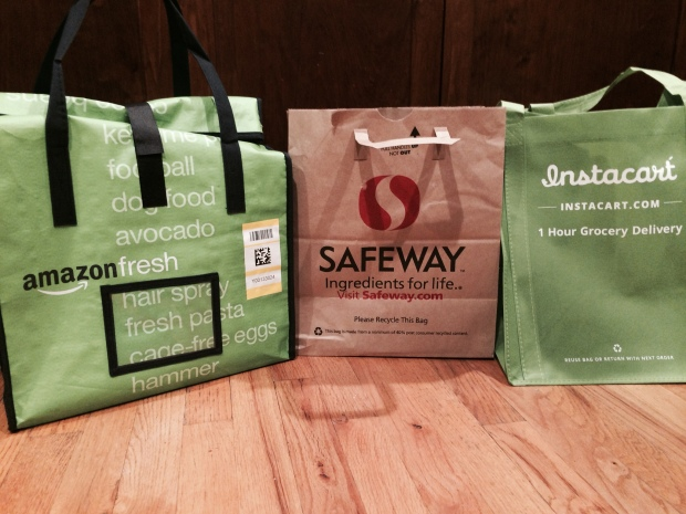 Grocery Delivery Wars How Amazon Fresh Instacart and Safeway