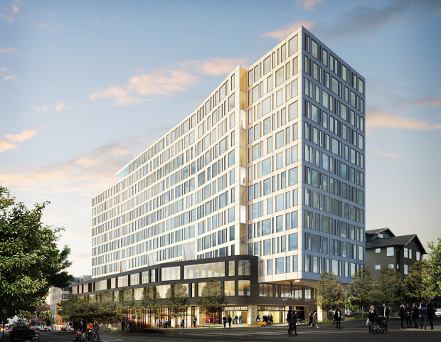 400 Fairview will be the new home for Impinj.