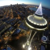 spaceneedledrone