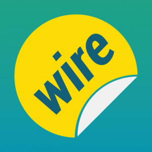 Wire Labs' logo.
