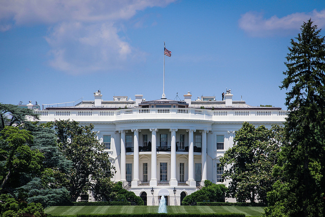 Drone crashes on White House grounds, causes lockdown