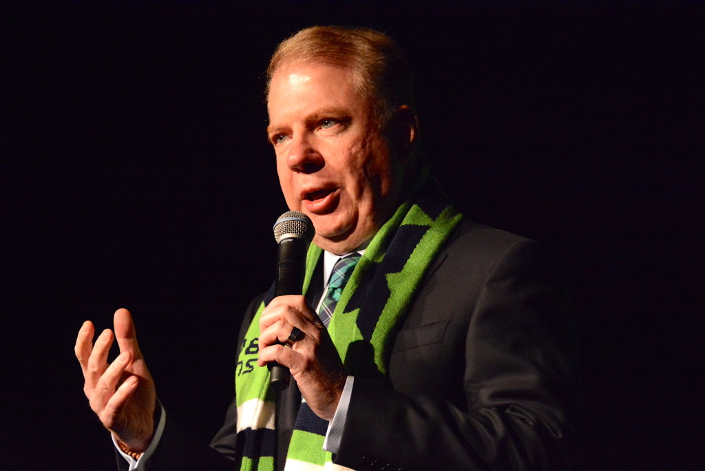 Ed Murray at Startupday 2015