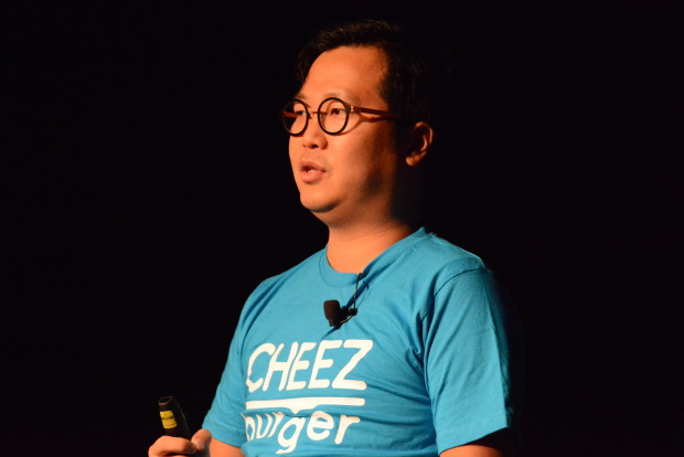 Ben Huh during Startupday 2015