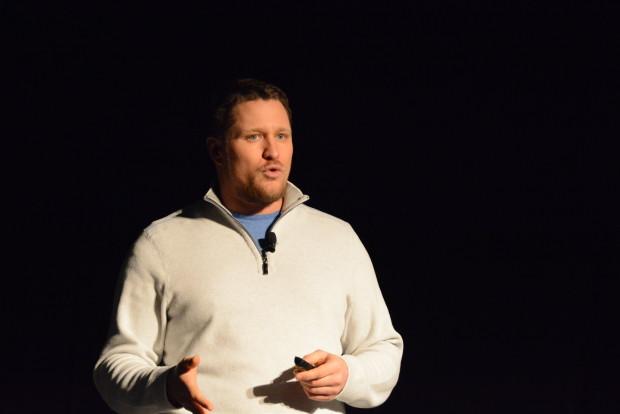 Jordan Ritter - Startupday 2015