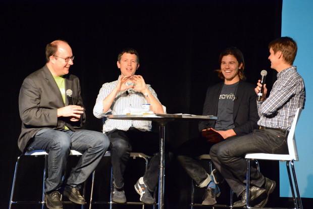 Matt Ehrlichman & Dan Price - Startupday 2015