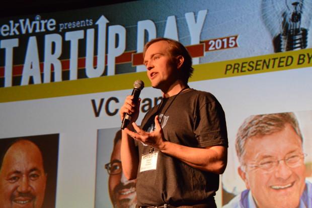 David Eraker - Startupday 2015 (4)