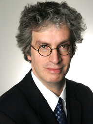 David Streitfeld. (Photo via New York Times.)