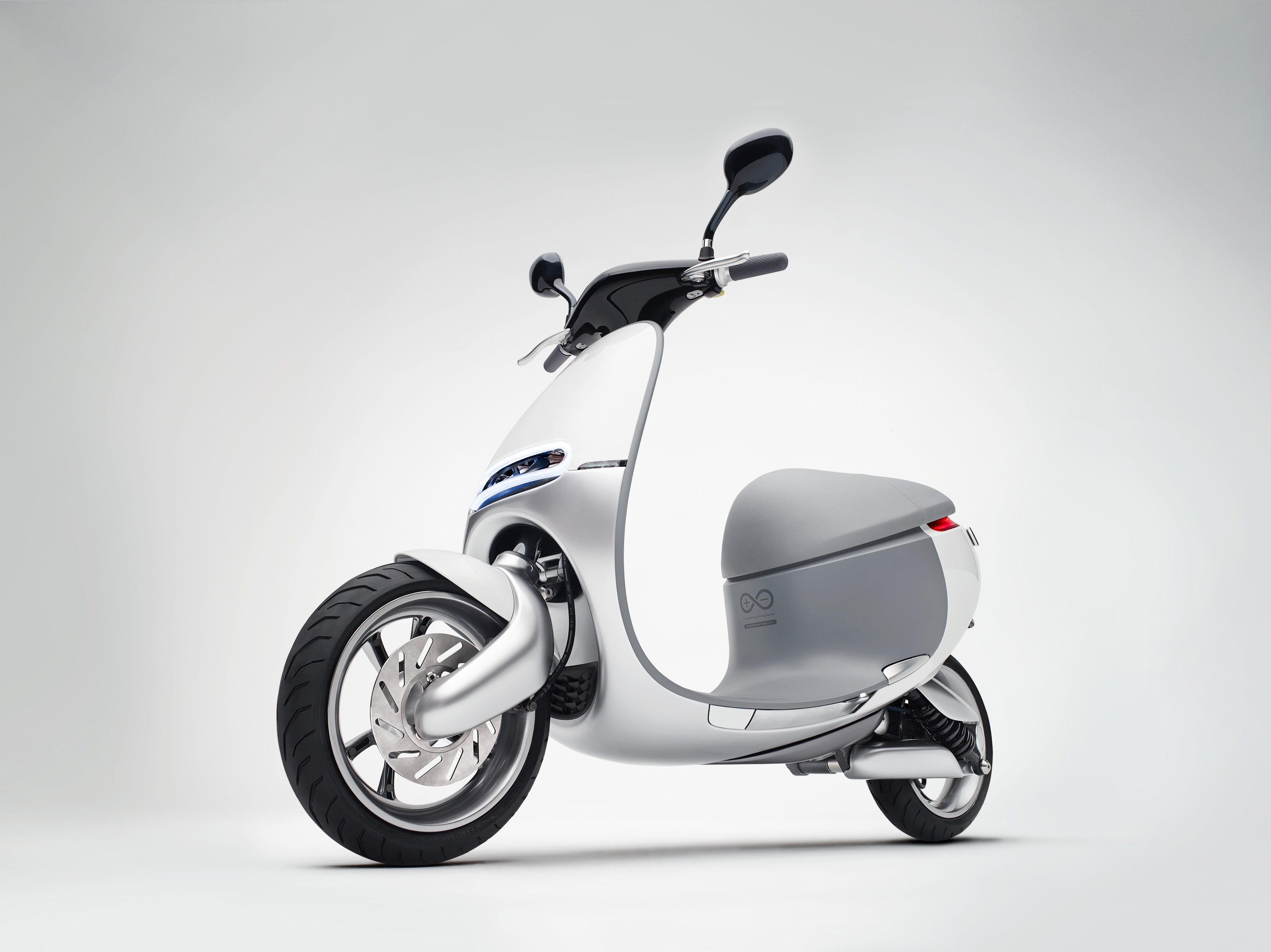 Ex-HTC execs launch futuristic scooter, with a familiar