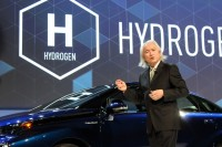 Dr. Michio Kaku talks about Toyota's fuel cell technology.