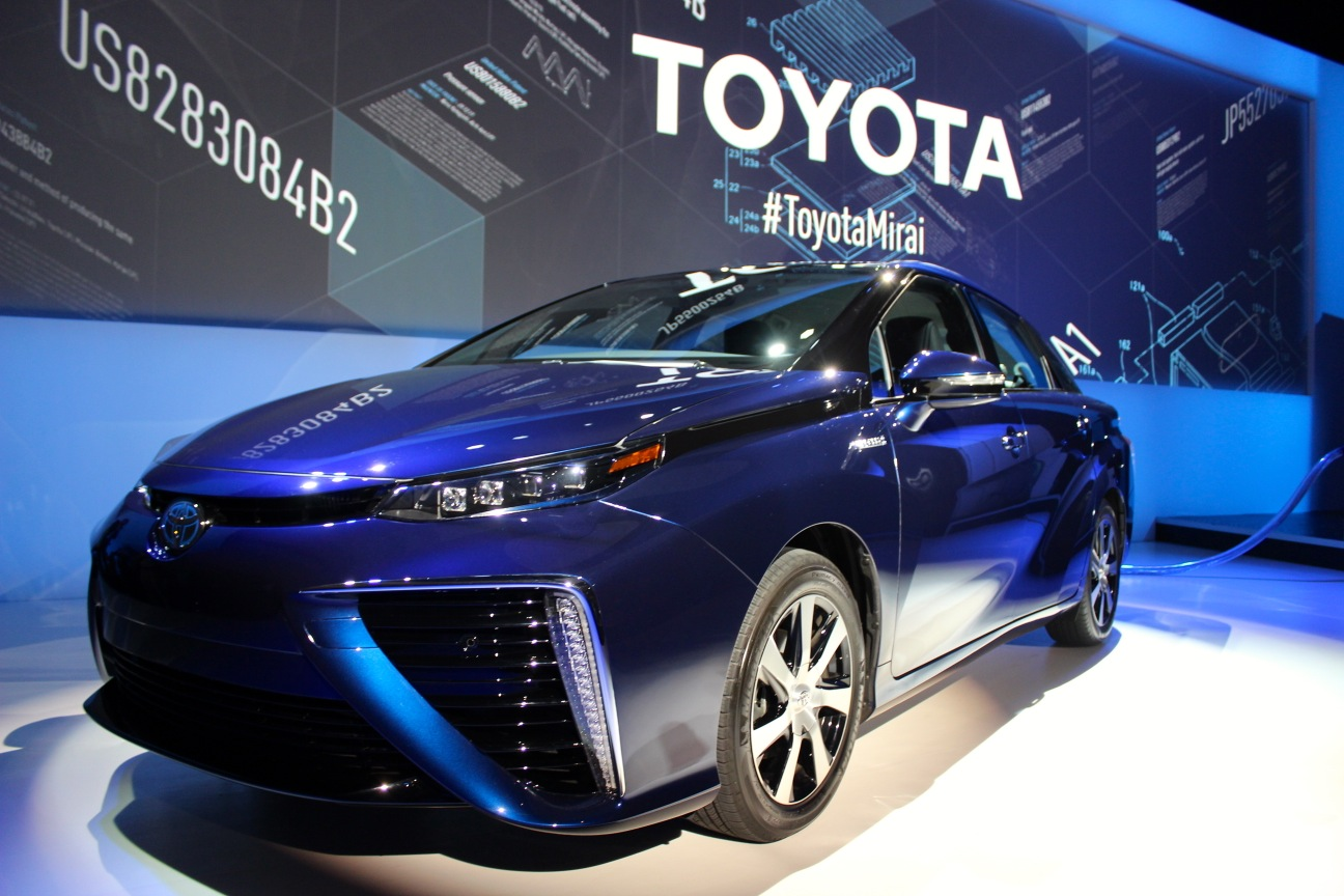photo of Satya Nadella Toyota - car