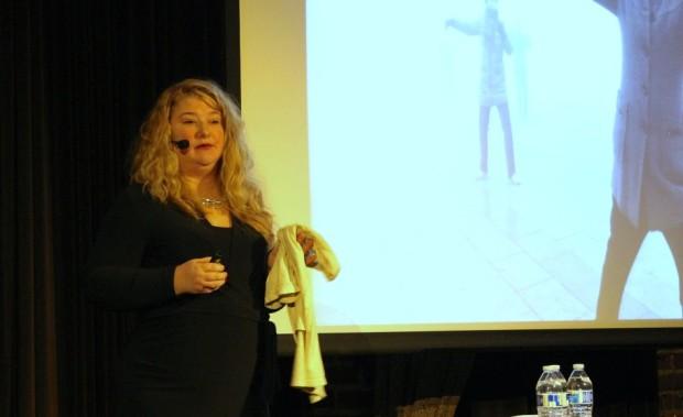 Evrnu CEO Stacy Flynn.