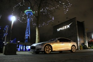 SpaceX, Tesla and the Space Needle
