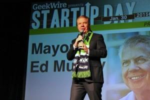 Ed Murray at Startupday 2015