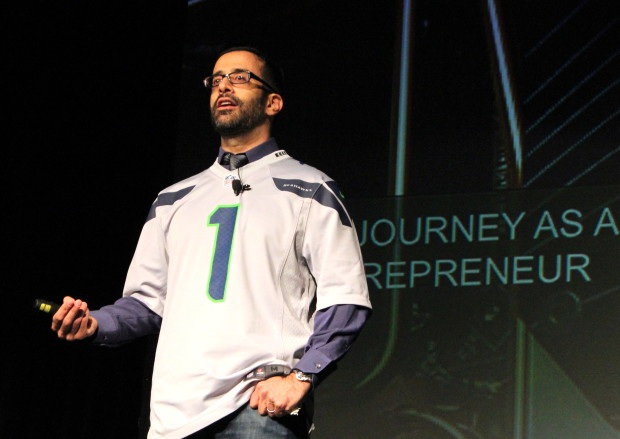 Rahul Sood di Startupday 2015