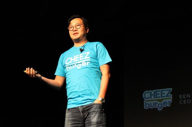 Ben Huh at Startupday 2015