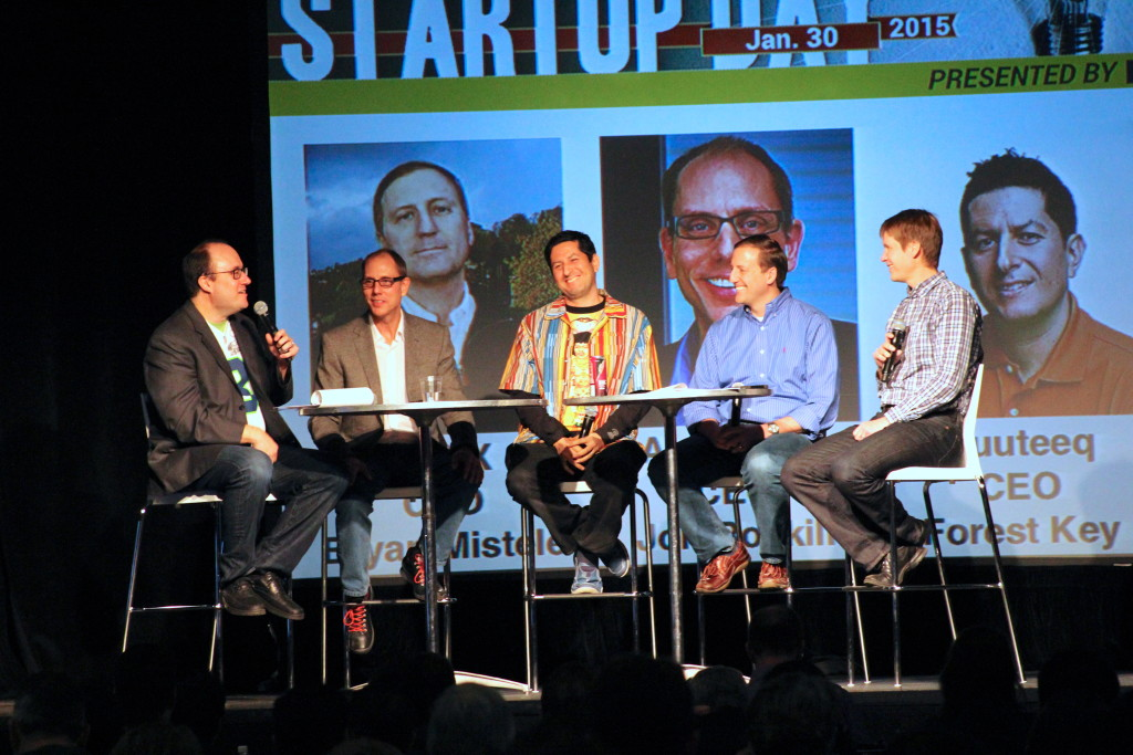 Making the Leap - Startupday 2015
