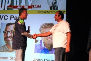 John Connors & EdRepublic at Startupday 2015