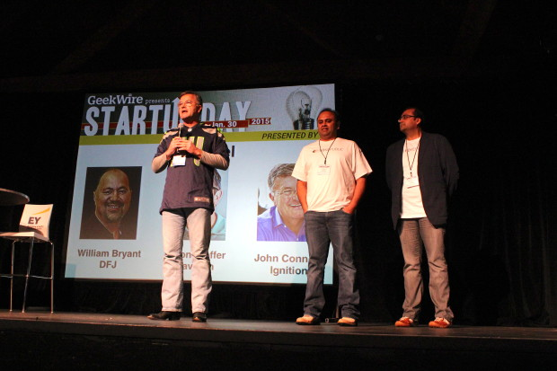 Elevator Pitch Sesssion - Startupday 2015