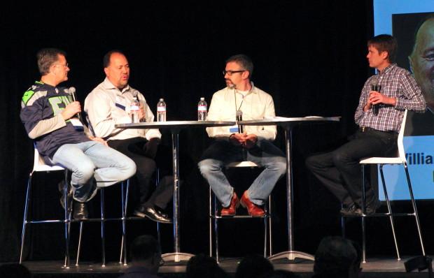 Startupday 2015 VC Panel