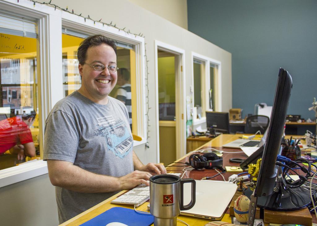 Vectorform iOS Technical Lead Josh Parmenter