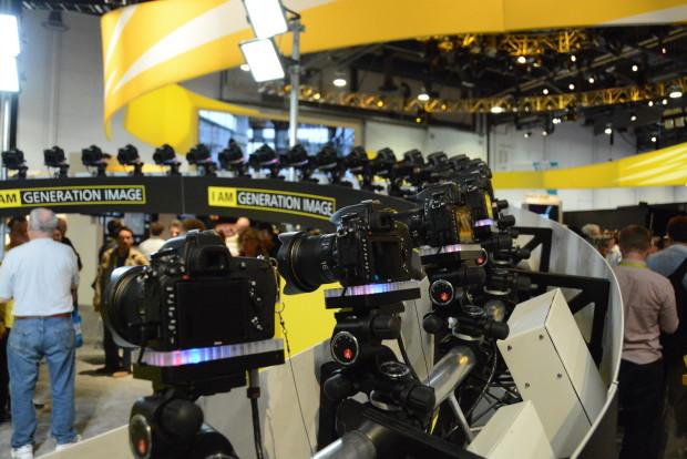 Nikon 360 SLRs