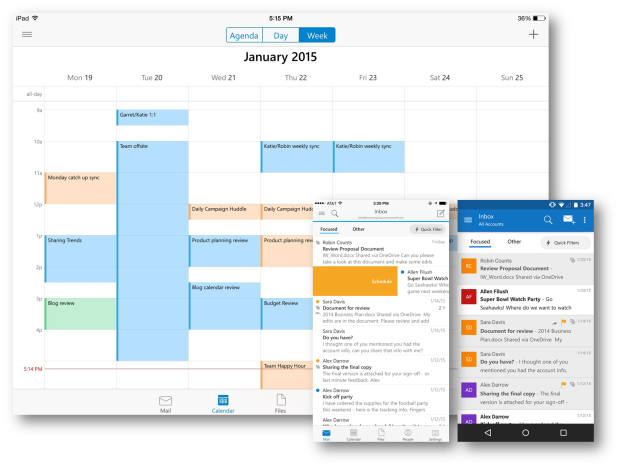how to get outlook calendar to open first 2016