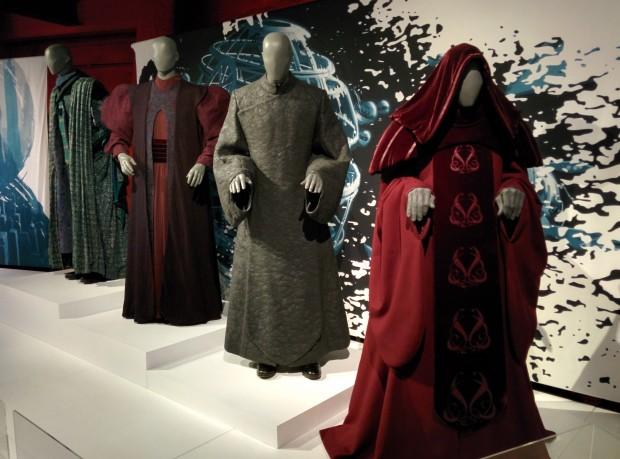 The evolution (or devolution) of Palpatine: Senator, Chancellor, Sith