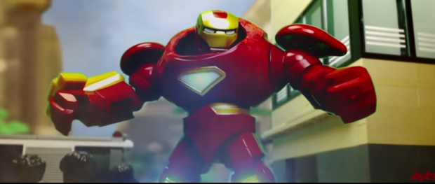 new avengers age ultron trailer blows star wars lego away
