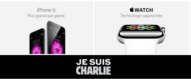 Photo via Apple France