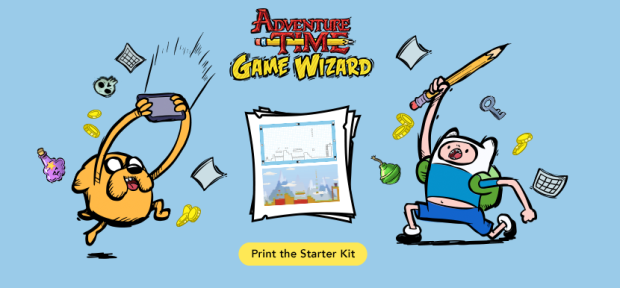 Create Your Own Adventure Time Game With This New App Geekwire