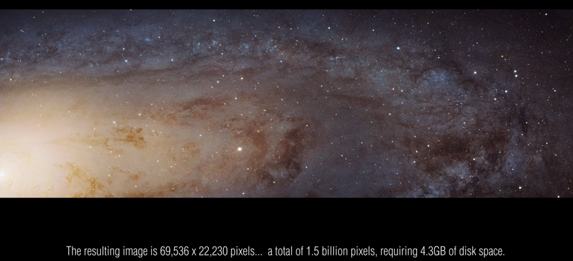 NASA takes largest picture ever and it will blow your mind