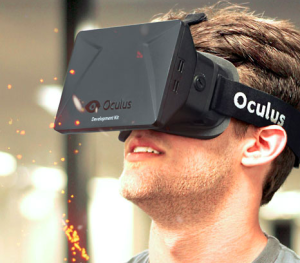 Photo via Oculus Rift