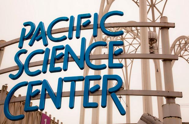 Photo via Flickr/Pacific Science Center/camknows