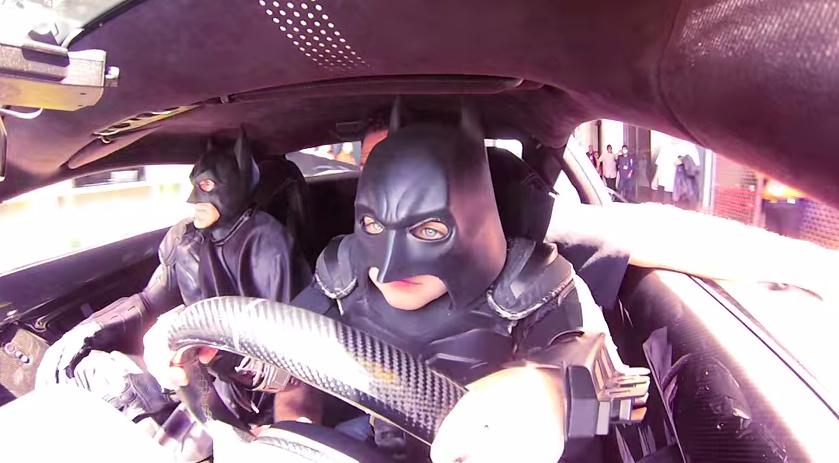 Julia Roberts to make 'Batkid' real-life story into a major Hollywood movie