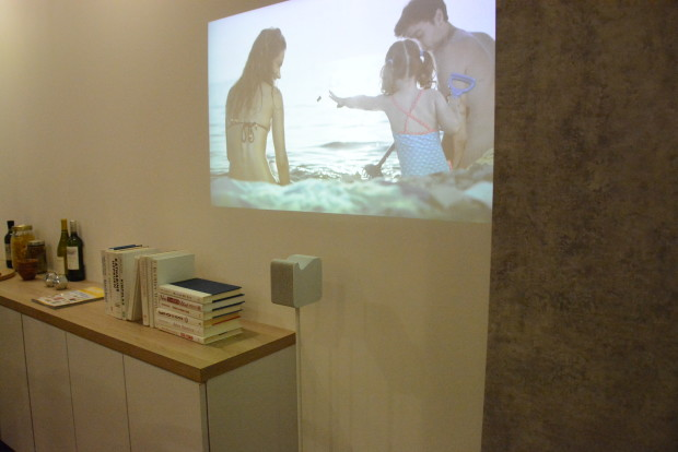 Sony short throw projector