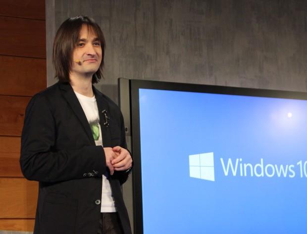 Microsoft's Alex Kipman